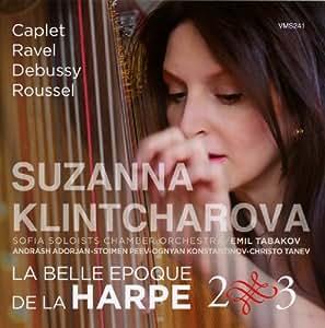 La Belle Epoque de la Harpe