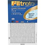 3M AA00DC-6 Advanced Allergen Furnace Filter