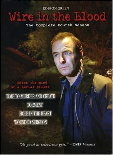 Wire in the Blood: Season 4 (The Wire Box Set compare prices)