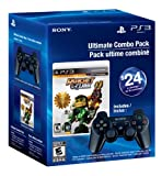 Ultimate Combo Pack - Ratchet & Clank Collection & Black Dualshock 3 - Playstation 3