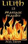 Lilith, tome 13 : Mariage Maudit par Tremm