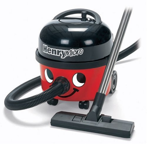 Numatic HVR200M-22 Henry Micro Vacuum Cleaner, Microtex Filtration System, 1200W