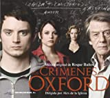 Various Los Crimenes De Oxford (Roque Banos)(OST)