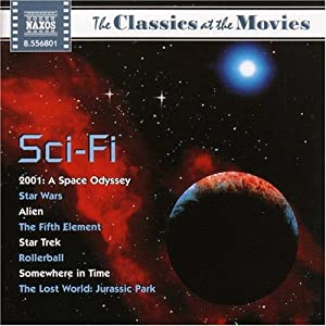 Classics At The Movies-sci Fi from Naxos