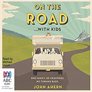 On the Road with Kids Audiobook