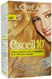 L'Oreal Excell 10' Hair Colourant -10 Lightest Blonde