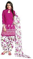Ruaab Fashion Women Cotton Designer Salwar Kameez Dress Material(RF_AD_366)