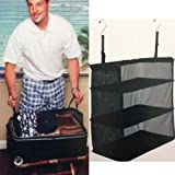 Practical Packable Storage Bag Shelves-To-Go Packable Suitcase Shelves Travel