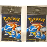 Pokemon Card Game Base Set Booster Pack