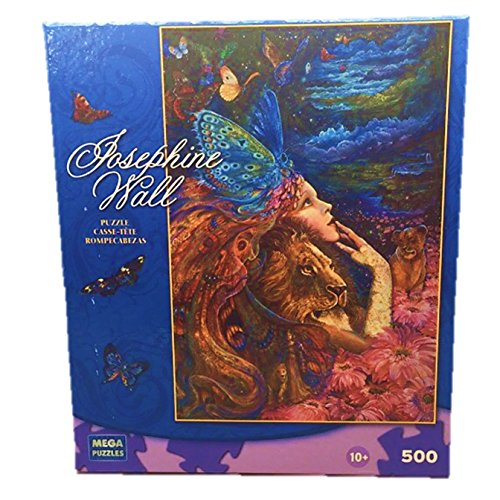 Josephine Wall 500 Piece Jigsaw Puzzle: Heart and Soul