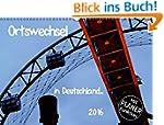 Ortswechsel - in Deutschland (Wandkal...