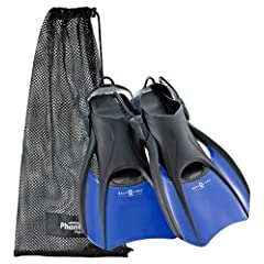 Buy Aqua Lung Sport Trek Travel Fin with Phantom Aquatics Mesh Bag by U.S. Divers