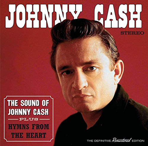 Johnny Cash - The Sound of Johnny Cash + Hymns from the Heart (Bonus Track Version) - Zortam Music