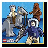 LEGO Star Wars Large Napkins (16ct)