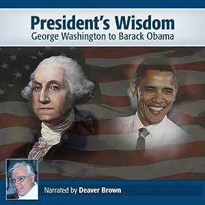 Presidential Wisdom Audiobook
