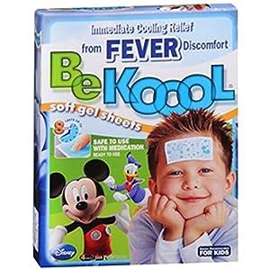 BE KOOOL SOFT GEL SHEETS KIDS