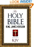 The Holy Bible: Authorized King James...