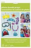 Under The Sea Photo Booth Props, 10pc