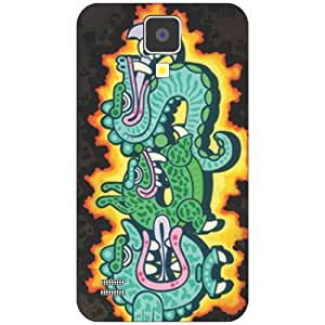 Samsung Galaxy S4 wizard Phone Cover - Matte Finish Phone Cover