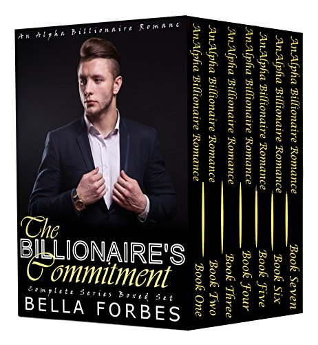The Billionaire's Commitment Series Boxed Set by Bella Forbes ebook deal