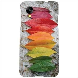LG Nexus 5 LG-D821 Back Cover - Mixed Shades Designer Cases