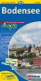 ADFC-Regionalkarte Bodensee mit Tagestouren-Vorschlägen, 1:50.000, reiß- und wetterfest, GPS-Tracks Download
