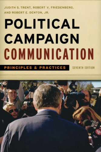 Political Campaign Communication: Principles and...