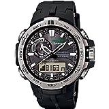 Casio Pro Trek Tough Solar PRW-6000-1ER Mens Wristwatch Multiband 6 & Solar