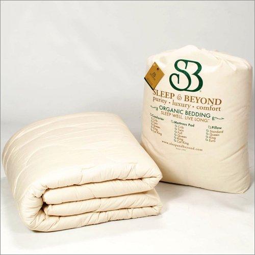 Organic Crib Comforter