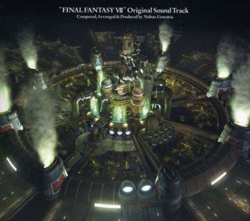Nobuo Uematsu-Final Fantasy VII OST-4CD-FLAC-1999-WRS Download