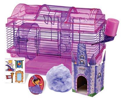 Dora the Explorer Hamster Cage