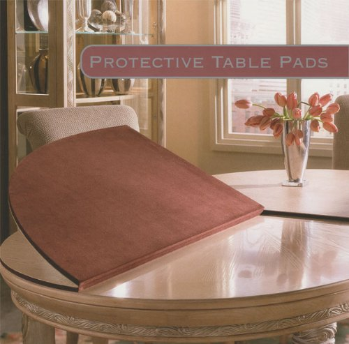 McKay Custom Protective Pads for your Dining Table