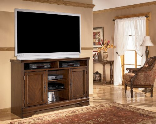 "Cheap DarkBrown Tall Large TV Stand – Design by ""Famous Brand"" Furniture (W527-48)"