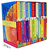 Roald Dahl 15 Book Box Set (Slipcase) Includes Matilda, Witches, The Twits, Fantastic Mr Fox, Charlie & the Chocolate Factory, Georges Marvellous Medicine, The BFG, Danny the Champion of the World.... by Dahl, Roald (2010) Paperback