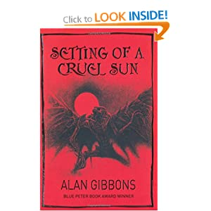 Setting of a Cruel Sun Alan Gibbons