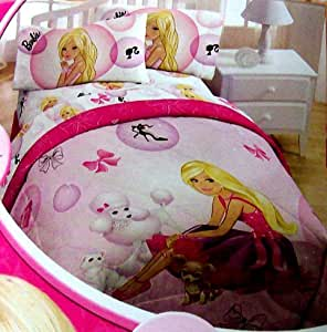 Barbie Twin/Full Comforter