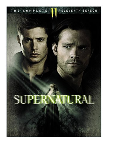Supernatural: Season 11 (DVD + Digital Offer)