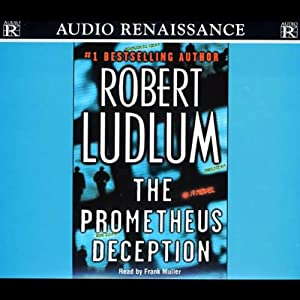 The Prometheus Deception | [Robert Ludlum]