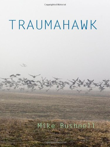 The cover of Bushnell's most recent poetry collection