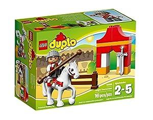 LEGO DUPLO - El torneo de los caballeros, juego de construcción (10568) en BebeHogar.com