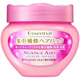 Kao Japan Essential Intensive Hair Mask - Nuance Airy