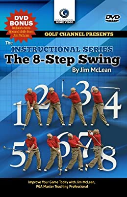 Jim McLean: The 8-Step Swing DVD