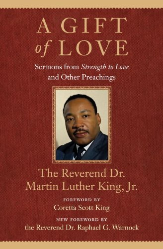 a review of the book strength to love by martin luther king jr The martin luther king jr center for nonviolent social change this is the printers proof of strength to love, dr kings book of sermons that was published in.