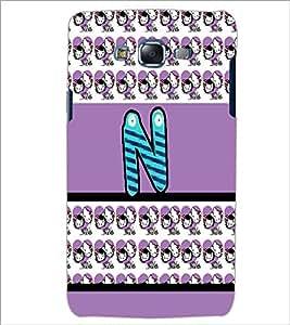 PrintDhaba GRANDbet N D-3394 Back Case Cover for SAMSUNG GALAXY J5 (Multi-Coloured)