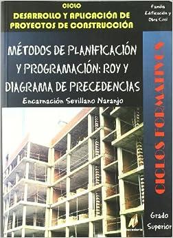 PROGRAMACION ROY Y DIAGRAMA DE PRECEDENTES (Spanish) Perfect Paperback