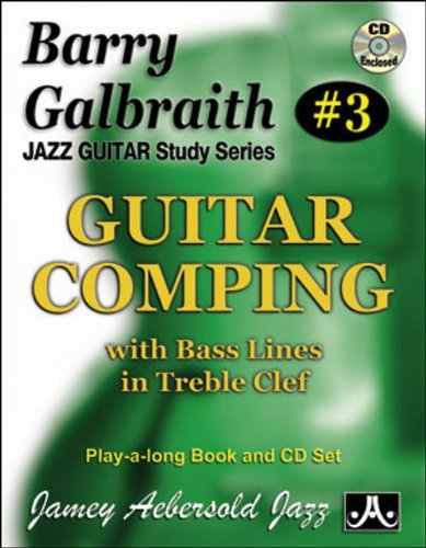 Barry Galbraith # 3 - Guitar Comping Play-a-long (book & Cd Set) Picture