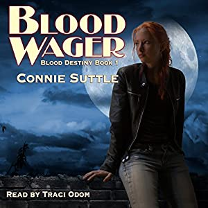 Blood Wager Audiobook