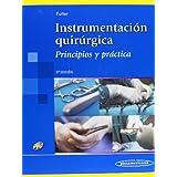 Instrumentación Quirúrgica - Principios Y Práctica - 5ª Edición