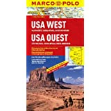 CARTE MARCO POLO USA WESTpar MARCO POLO