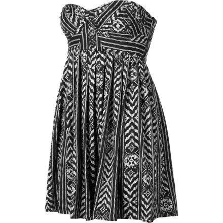 Billabong Mix'n It Up Bandeau Dress - Women's